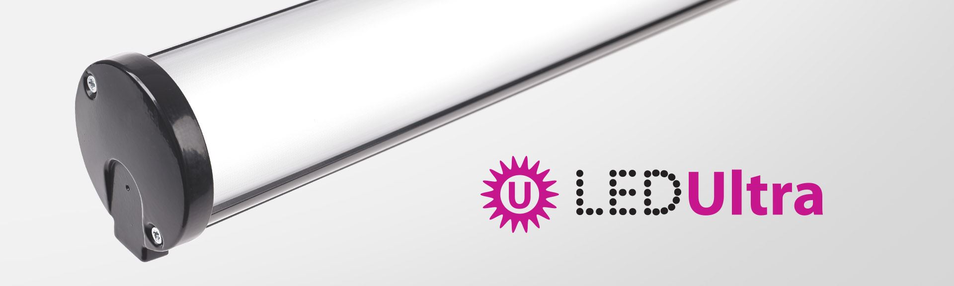 LED Ultra Troough Light Home Page Banner