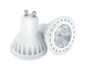 5W GU10 LED Bulb 3000K Warm White