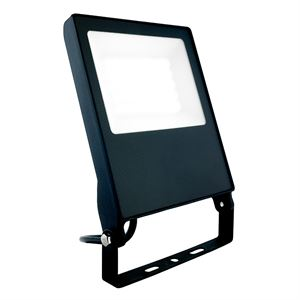 30W Osram DOB LED Floodlight IP66 Black for Pubs, Hotels, Breweries and Commercial Lighting Applications